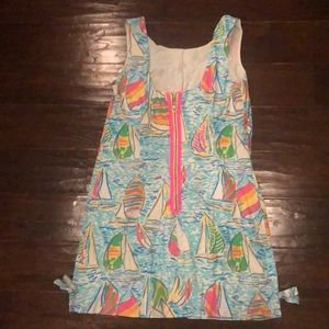 Lilly Pulitzer Dresses - Lilly Pulitzer You Gotta Regatta Shift